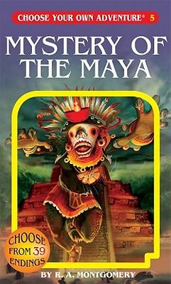 Mystery of the Maya By Montgomery, R. A./ Pornkerd, V. (ILT)/ Yaweera, S. (ILT)/ Donploypetch, J. (ILT)